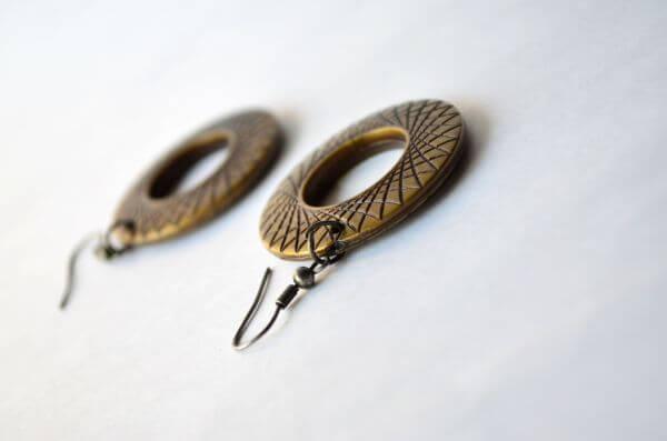 Earrings Ethnic 3 photo