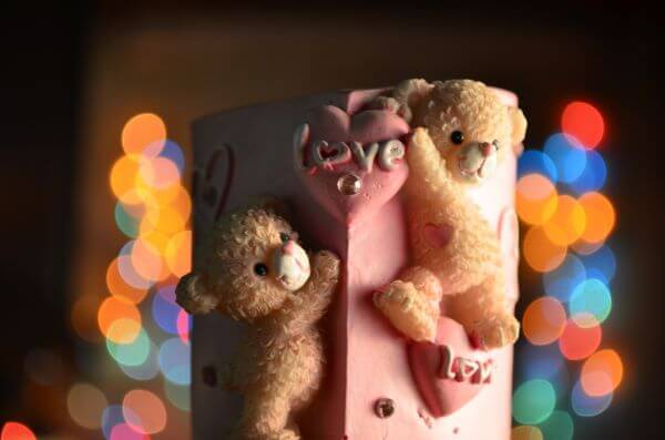 Love Teddy Bears photo