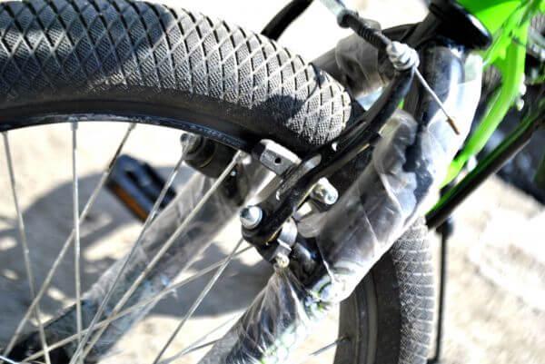 Bicycle Closeup photo