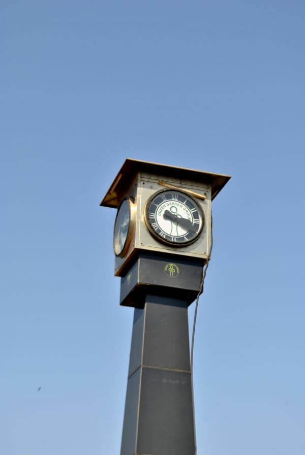 Clock Tower Modern photo