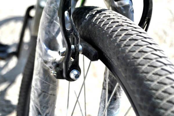 Cycle Closeup photo