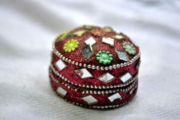 Decorative Ethnic Box photo