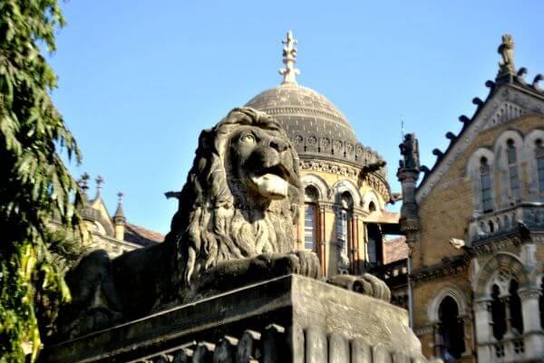 Lion Statue Close photo