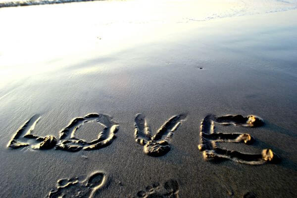 Love Beach Sand photo