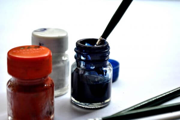 Painting Colors Brushes photo