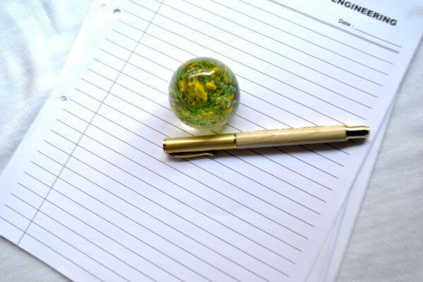 Paper Weight Pen photo