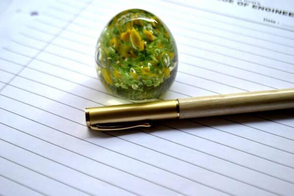 Pen Paper photo