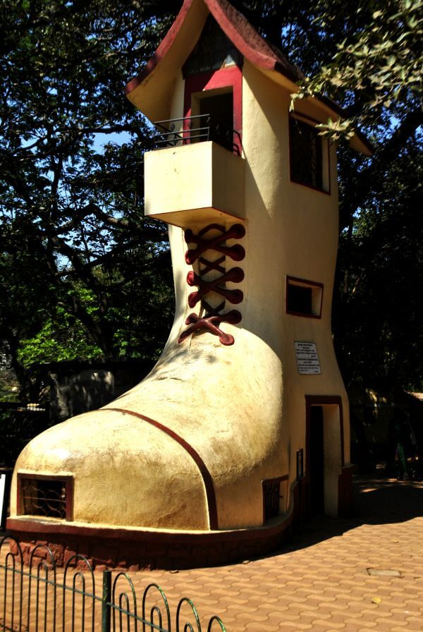 Shoe Shaped Building photo