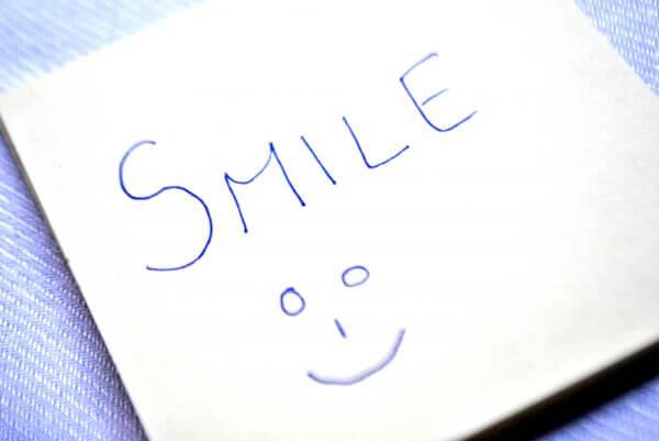 Smile Card photo