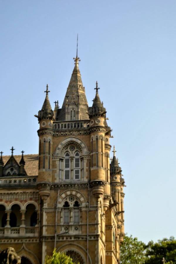 Victorian Building Mumbai photo