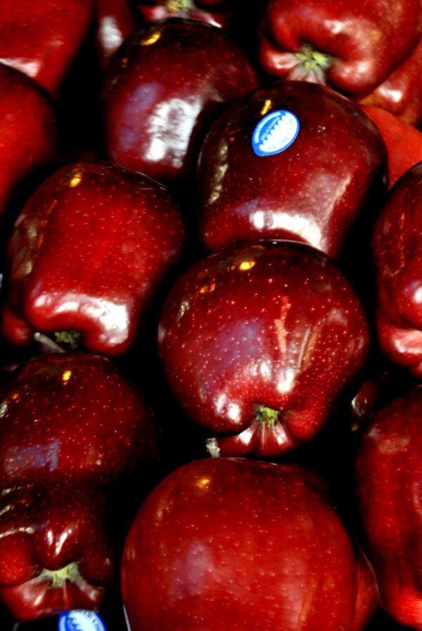 Apples Fruit Seller photo