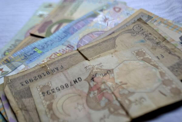 Currency photo