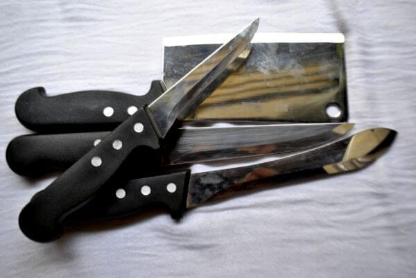 Knives Assorted photo