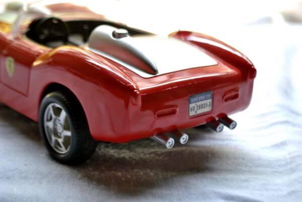 Toy Car Back photo