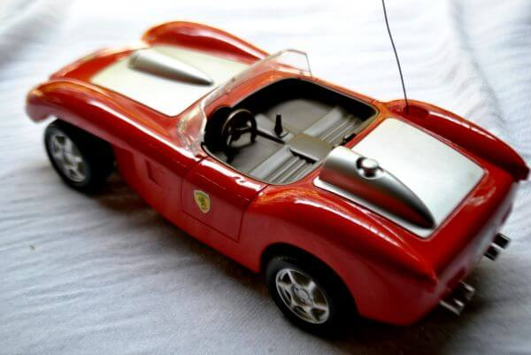 Toy Remote Car photo