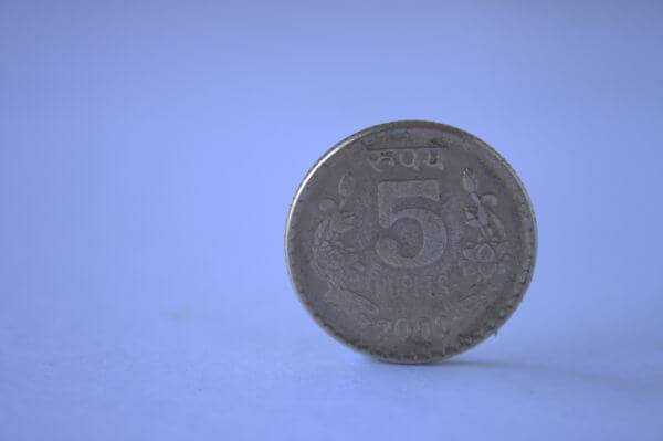 Coin photo