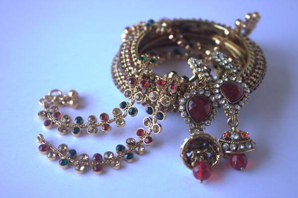 Ethnic Jewelry photo