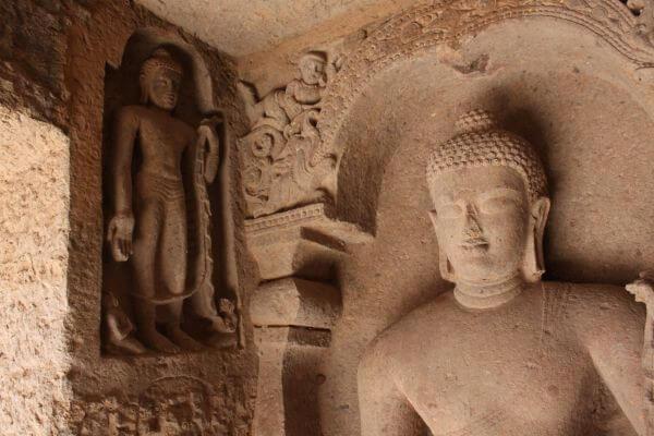 Gautam Buddha Spiritual Statue photo
