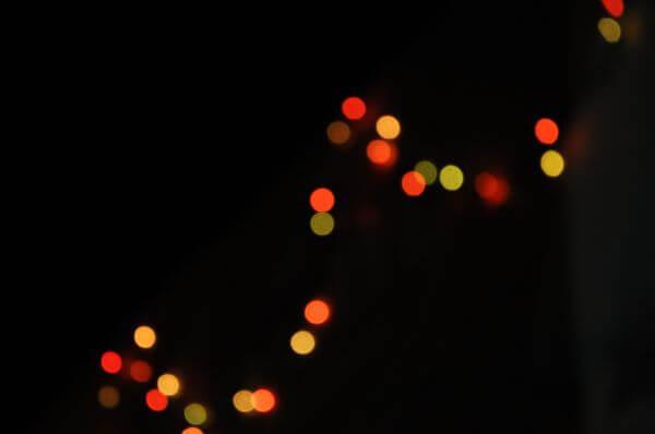 Bokeh Lights photo