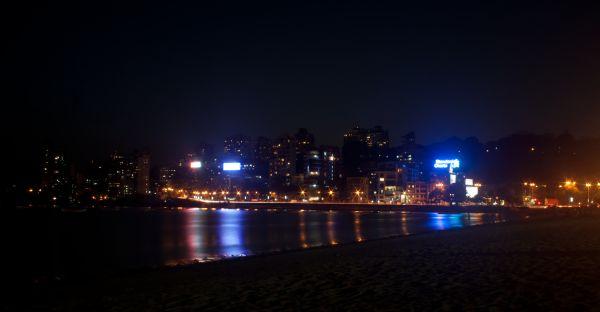 Mumbai India Skyline photo