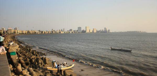 Mumbai Marine Drive photo