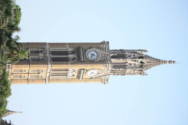 Mumbai Clock Tower photo
