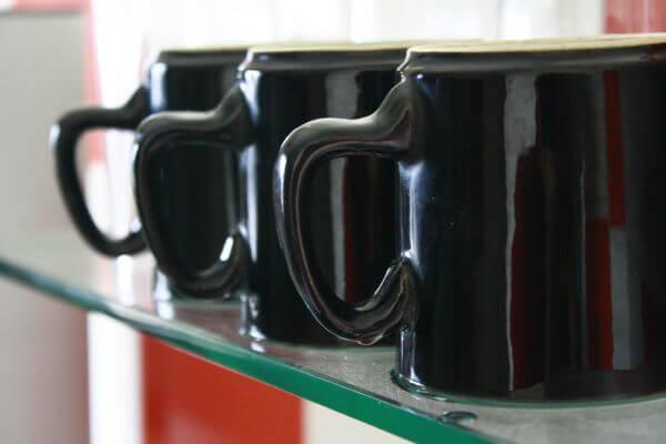 Coffee Black Mugs photo