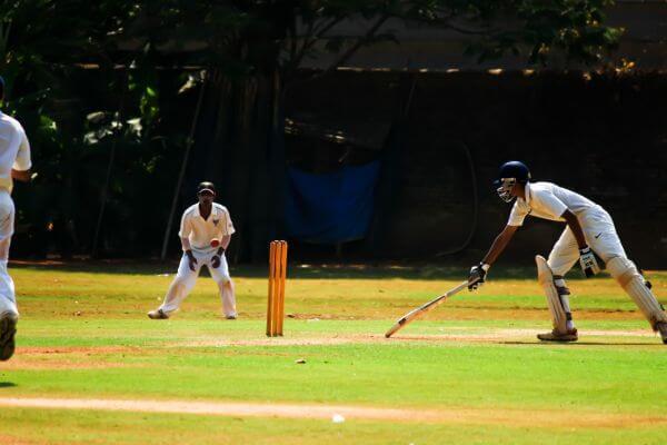 Batsman Crease Run Out photo
