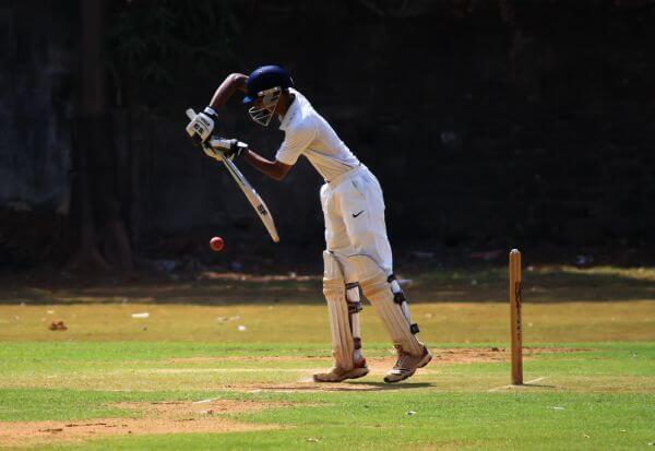 Batsman Defense Cricket 2 photo