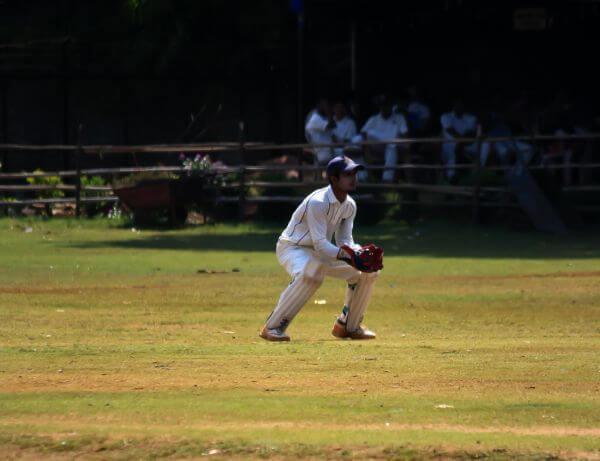 Wicket Keeper photo