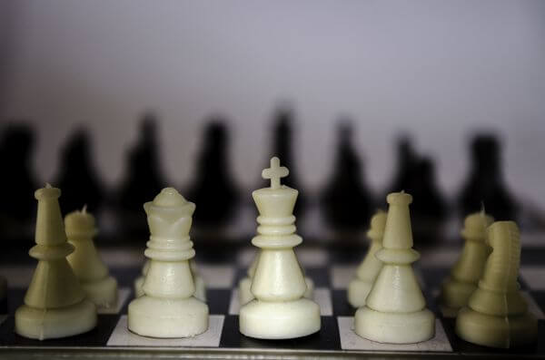 Chess Game 2 photo