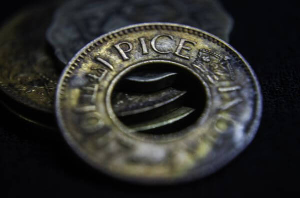 Coin With Hole photo