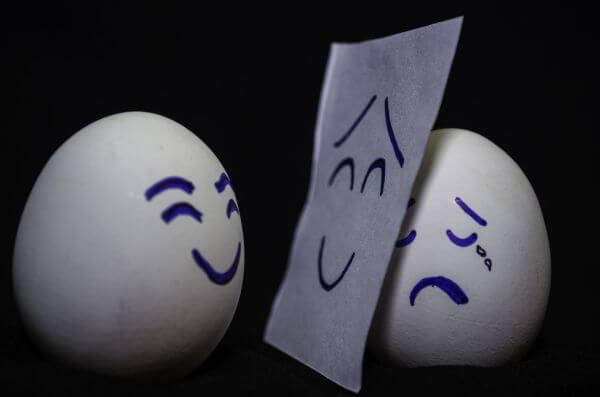 Cry Sad Happy Smiley photo