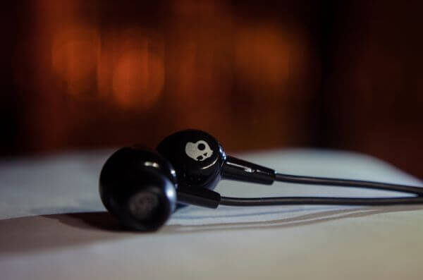 Earphones photo