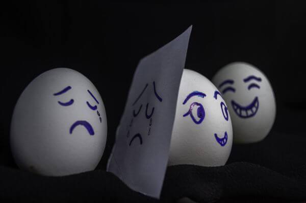Eggs Emoticons photo