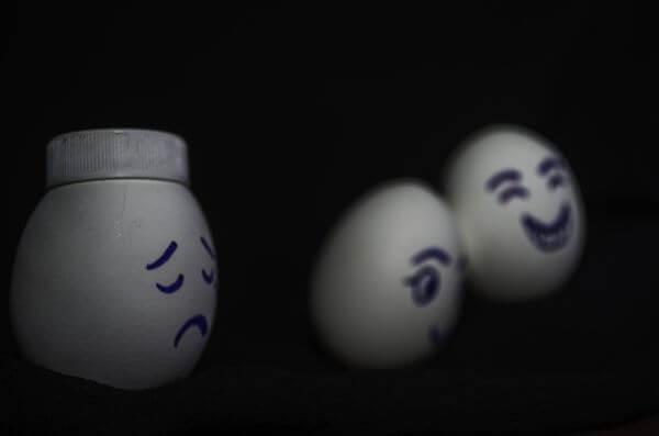 Eggs Smileys photo