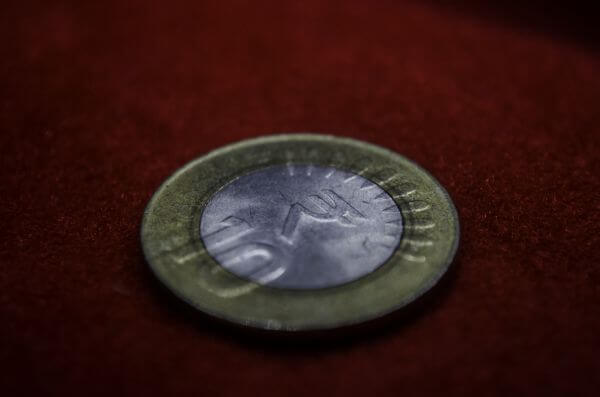 Indian Coin photo