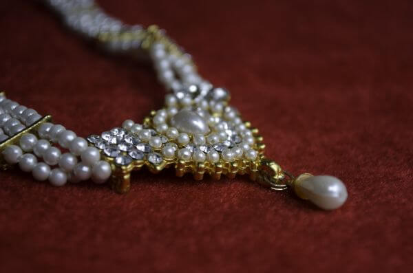 Necklace Diamond photo
