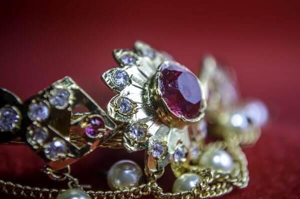 Precious Stones Jewelry photo