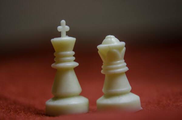 White King Queen photo