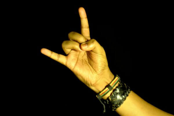 Hand Signs photo