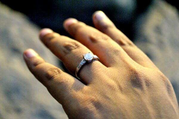 Hands Ring photo