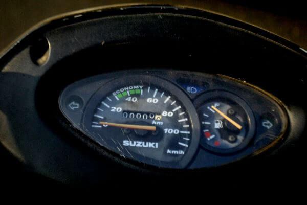 Speedometer Scooter photo