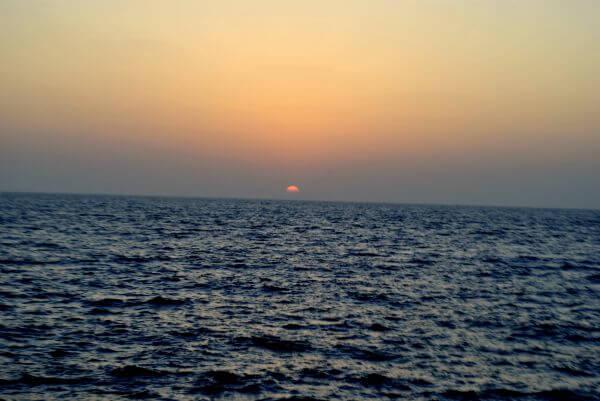 Sunset Sea photo