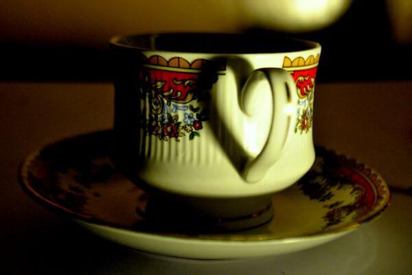 Tea Cup Saucer photo
