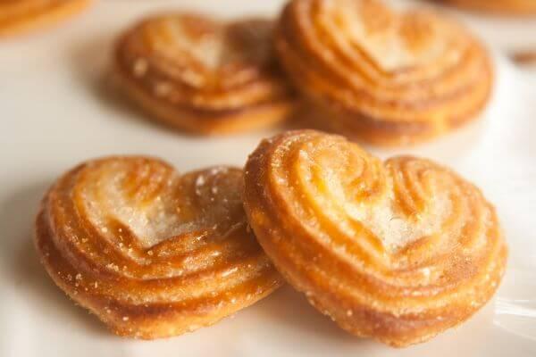 Heart Cookies Biscuits photo