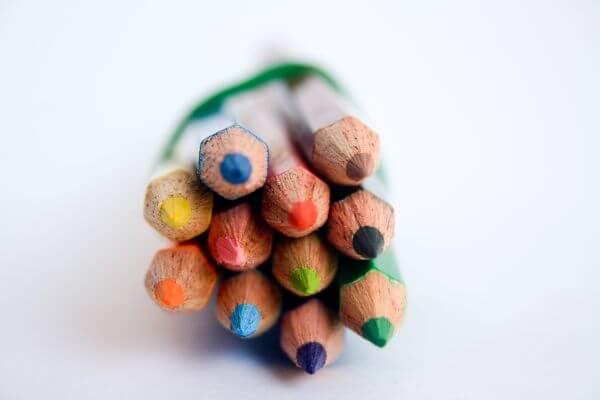 Colored Pencils photo