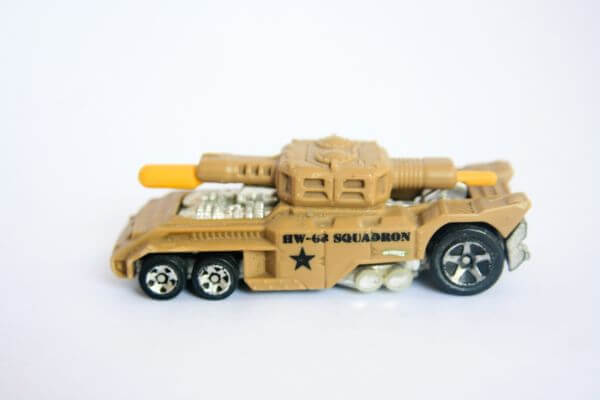 Miltary Truck Missile Toy photo