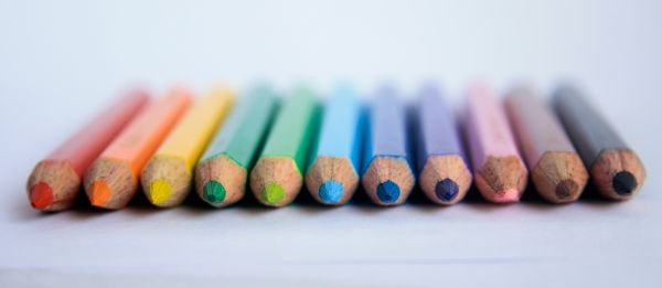 Pencil Colors photo