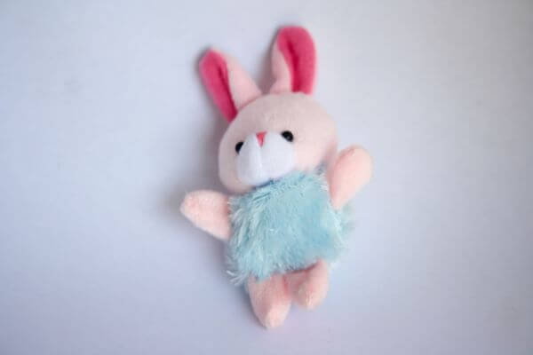 Rabbit Soft Toy photo